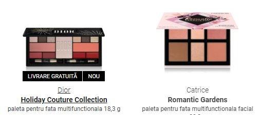 50 Produse Cosmetice Inspired Beauty 6