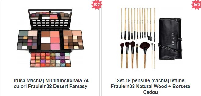 50 Produse Cosmetice Inspired Beauty 25
